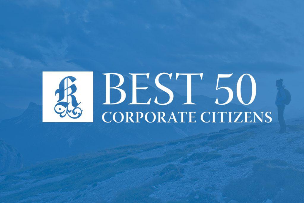 BEST 50 Corporate Citizens