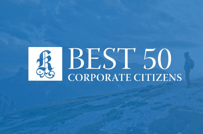 BEST 50 Corporate Citizens