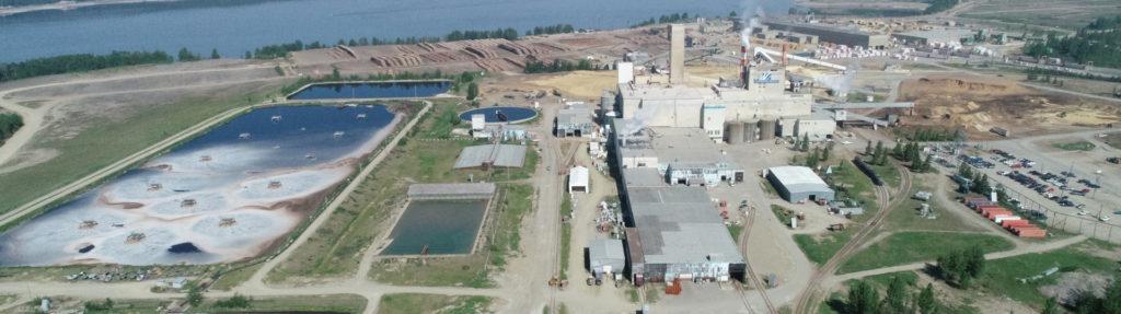 Mackenzie Pulp Mill