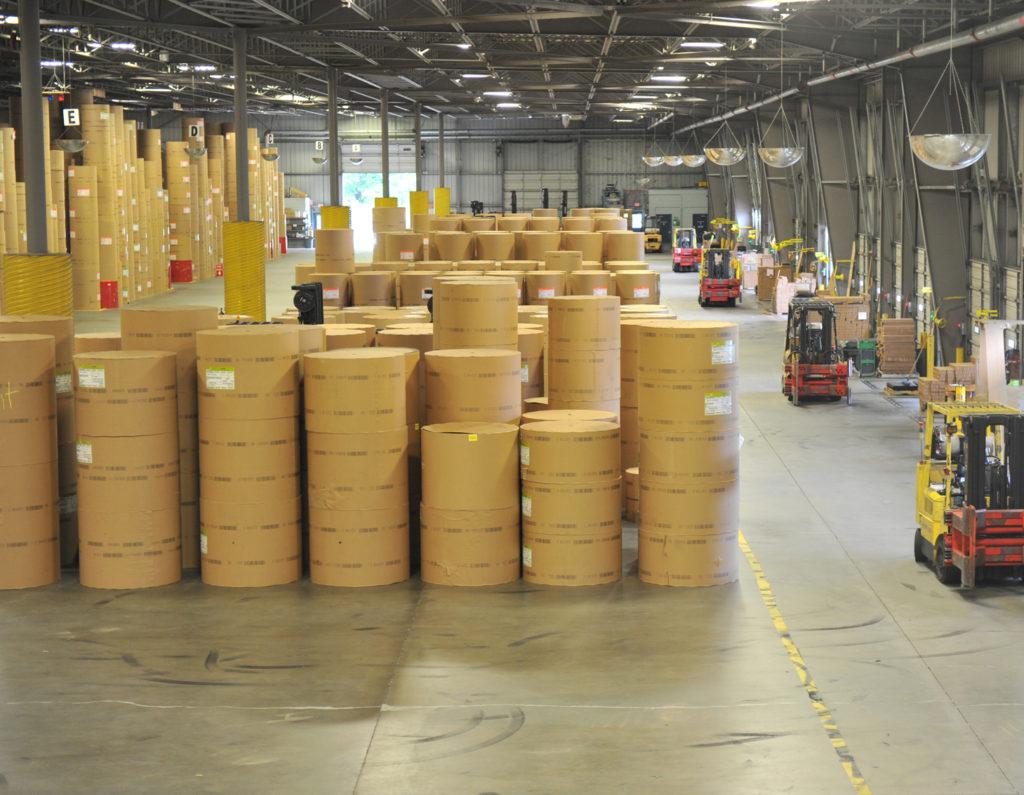 Paper Excellence Surrey Distribution Centre