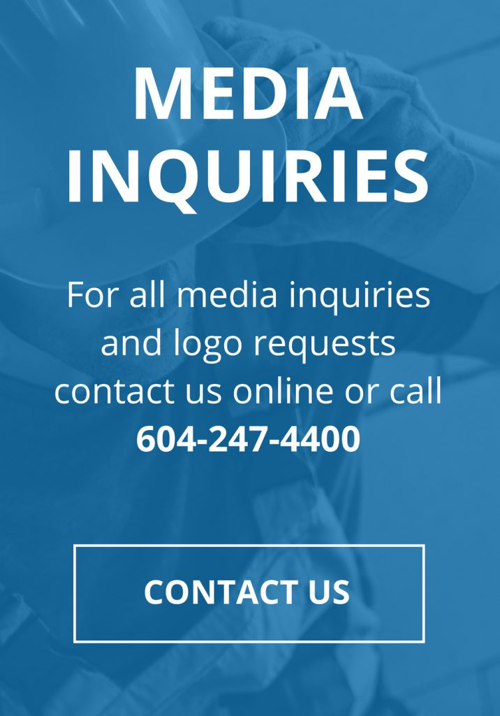 Media Enquiries 604-247-4400